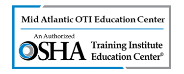 OSHA 7205 – Health Hazard Awareness | Mid Atlantic OSHA Training Institute Education Center