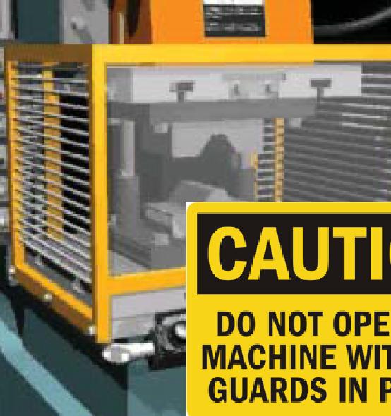 OSHA 2045 – Machinery And Machine Guarding Standards